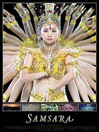 affiche sortie dvd samsara