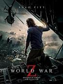 affiche sortie dvd world war z