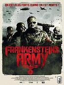 affiche sortie dvd frankenstein's army