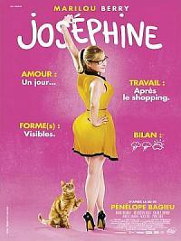 affiche sortie dvd josephine