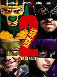 affiche sortie dvd kick-ass 2