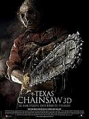 affiche sortie dvd texas chainsaw 3d