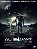 affiche sortie dvd alien war