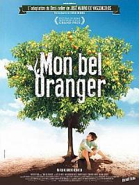 affiche sortie dvd mon bel oranger