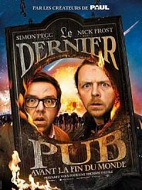 affiche sortie dvd le dernier pub avant la fin du monde