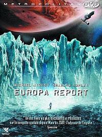 affiche sortie dvd europa report