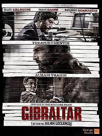 affiche sortie dvd gibraltar