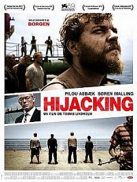 affiche sortie dvd hijacking
