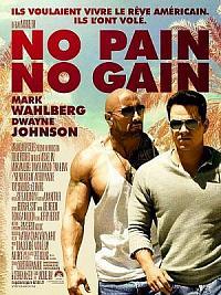 affiche sortie dvd no pain no gain
