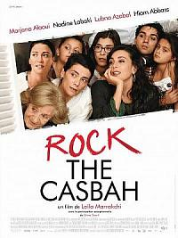 affiche sortie dvd rock the casbah