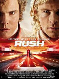 affiche sortie dvd rush