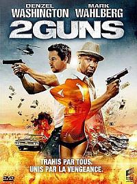 affiche sortie dvd 2 guns