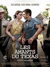 affiche sortie dvd les amants du texas