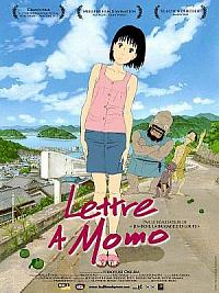 affiche sortie dvd lettre a momo
