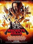 affiche sortie dvd Machete Kills