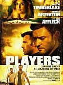 affiche sortie dvd Players