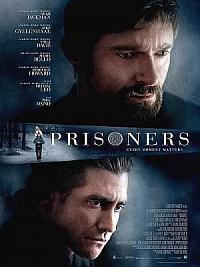 affiche sortie dvd prisoners