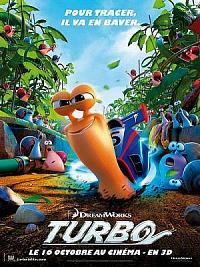 affiche sortie dvd turbo