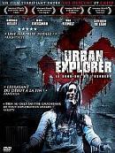 affiche sortie dvd urban explorer - le sous-sol de l'horreur