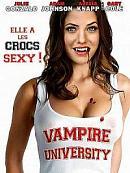 affiche sortie dvd vampire university