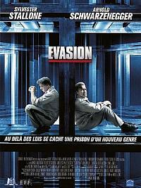 affiche sortie dvd evasion
