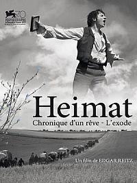 affiche sortie dvd heimat 2 - l'exode