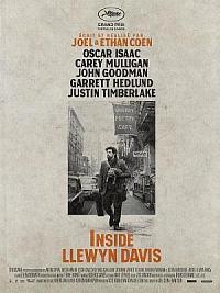 affiche sortie dvd inside llewyn davis