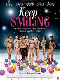 affiche sortie dvd keep smiling