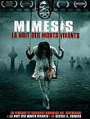 affiche sortie dvd mimesis - la nuit des morts vivants