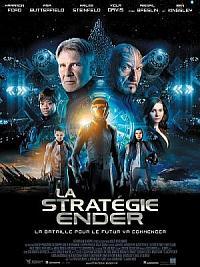 affiche sortie dvd la strategie ender