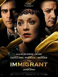 affiche sortie dvd the immigrant