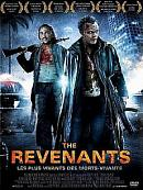 affiche sortie dvd the revenants