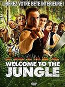 affiche sortie dvd Welcome to the Jungle