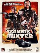 affiche sortie dvd zombie hunter