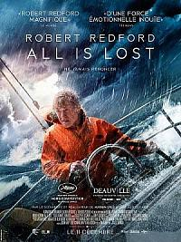 affiche sortie dvd all is lost