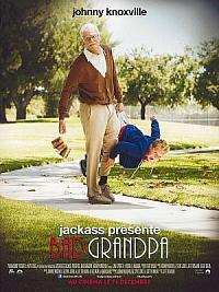 affiche sortie dvd bad grandpa