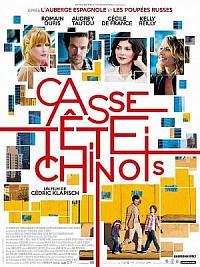 affiche sortie dvd casse-tete chinois