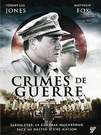 affiche sortie dvd crimes de guerre