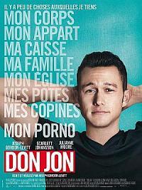 affiche sortie dvd don jon