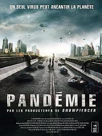 affiche sortie dvd pandemie