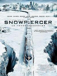 affiche sortie dvd snowpiercer, le transperceneige