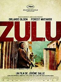 affiche sortie dvd zulu