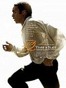 affiche sortie dvd 12 years a slave