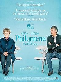 affiche sortie dvd philomena