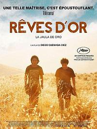 affiche sortie dvd reves d'or