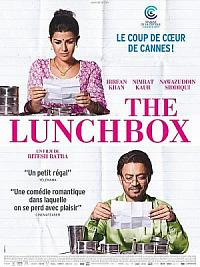 affiche sortie dvd the lunchbox