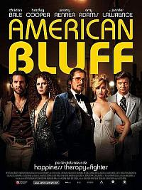 affiche sortie dvd american bluff