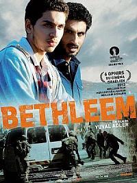 affiche sortie dvd bethleem