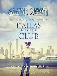 affiche sortie dvd dallas buyers club