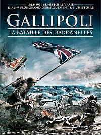 affiche sortie dvd gallipoli, la bataille des dardanelles